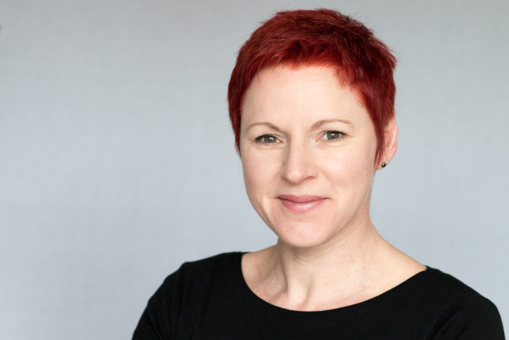 Headshot of Michelle Richards