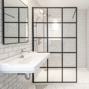 Interiors photography - bathroom