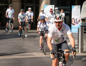 Heart Valve Voice Charity Bike Ride 2018