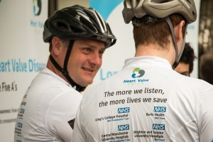 Heart Valve Voice Charity Bike Ride