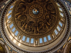 The Dome of St.Paul's Cathedral